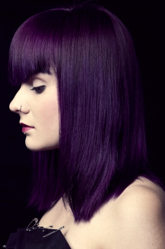woman-with-purple-dye-and-bangs