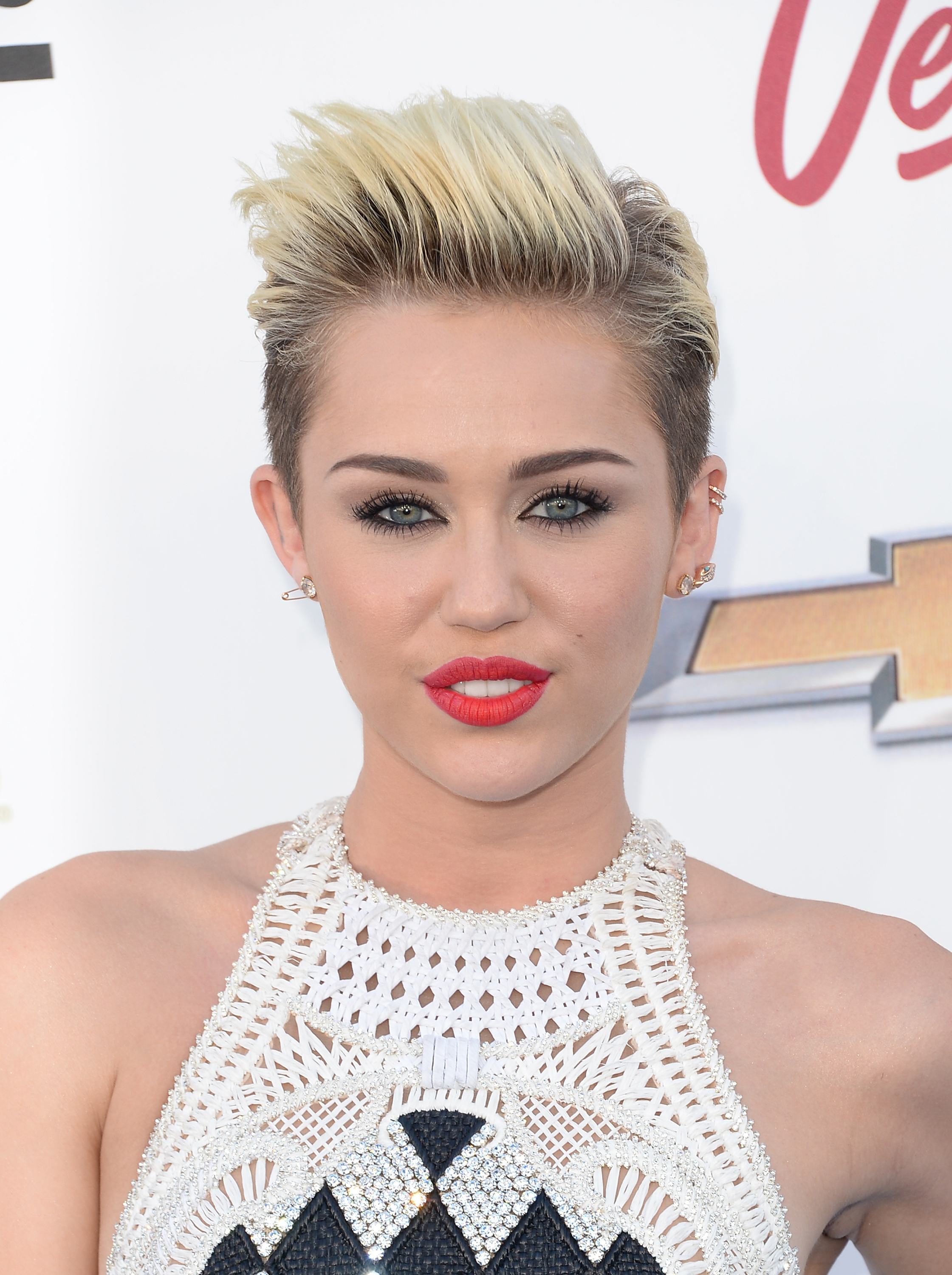 LAS VEGAS, NV - MAY 19:  Singer Miley Cyrus arrives at the 2013 Billboard Music Awards at the MGM Grand Garden Arena on May 19, 2013 in Las Vegas, Nevada.  (Photo by Jason Merritt/Getty Images)