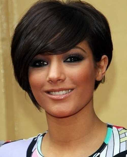 2014-Short-Hairstyles-for-Round-Faces-Short-Hair-with-Long-Bangs 2014-Short-Hairstyles-for-Round-Faces-Short-Hair-with-Long-Bangs