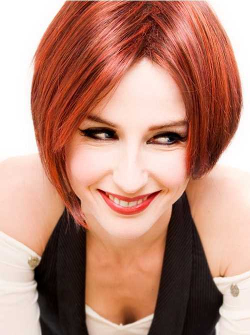 capelli corti rossi 30-Short-Hairstyles-for-Winter-Red-Hair-Trends