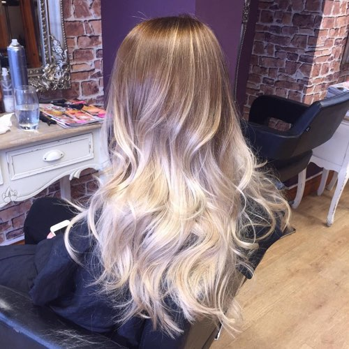 4-light-brown-to-platinum-blonde-ombre