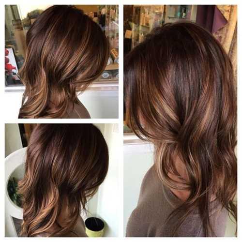 Colore capelli biondo moka