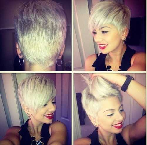 Asymmetric-Short-Hairstyles-Side-Back-View