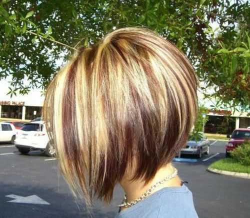 Asymmetrical-Short-Bob-Haircuts-2015-with-Two-Tone
