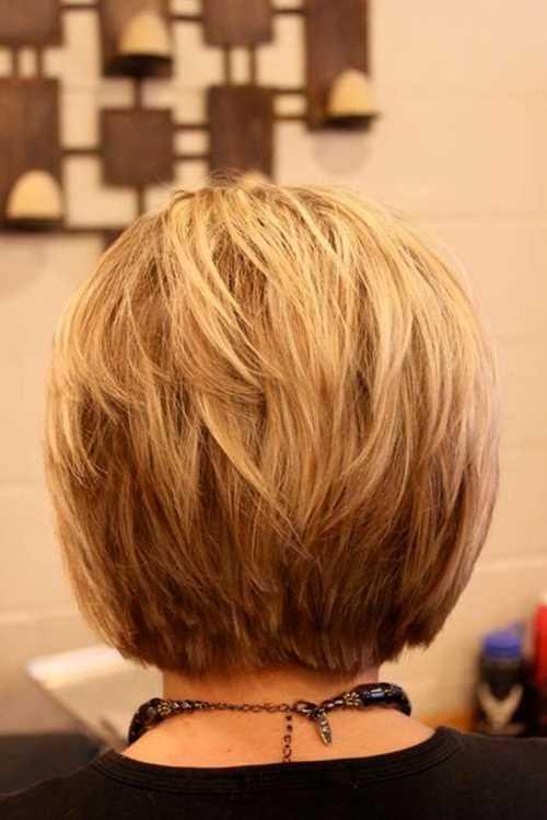 Back-View-of-Layered-Stack-Bob-Haircut