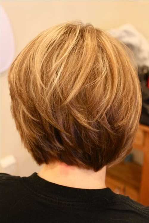 Back-View-of-Stacked-Bob-Hairstyles
