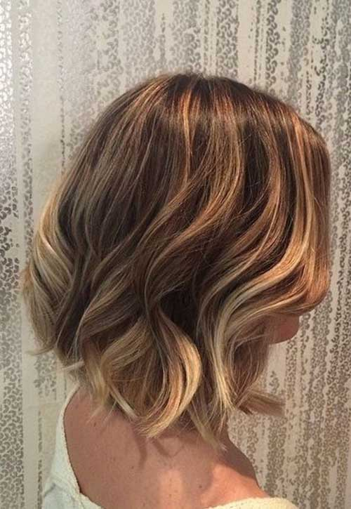 Balyage-Ombre-Short-Hair Balyage-Ombre-Short-Hair