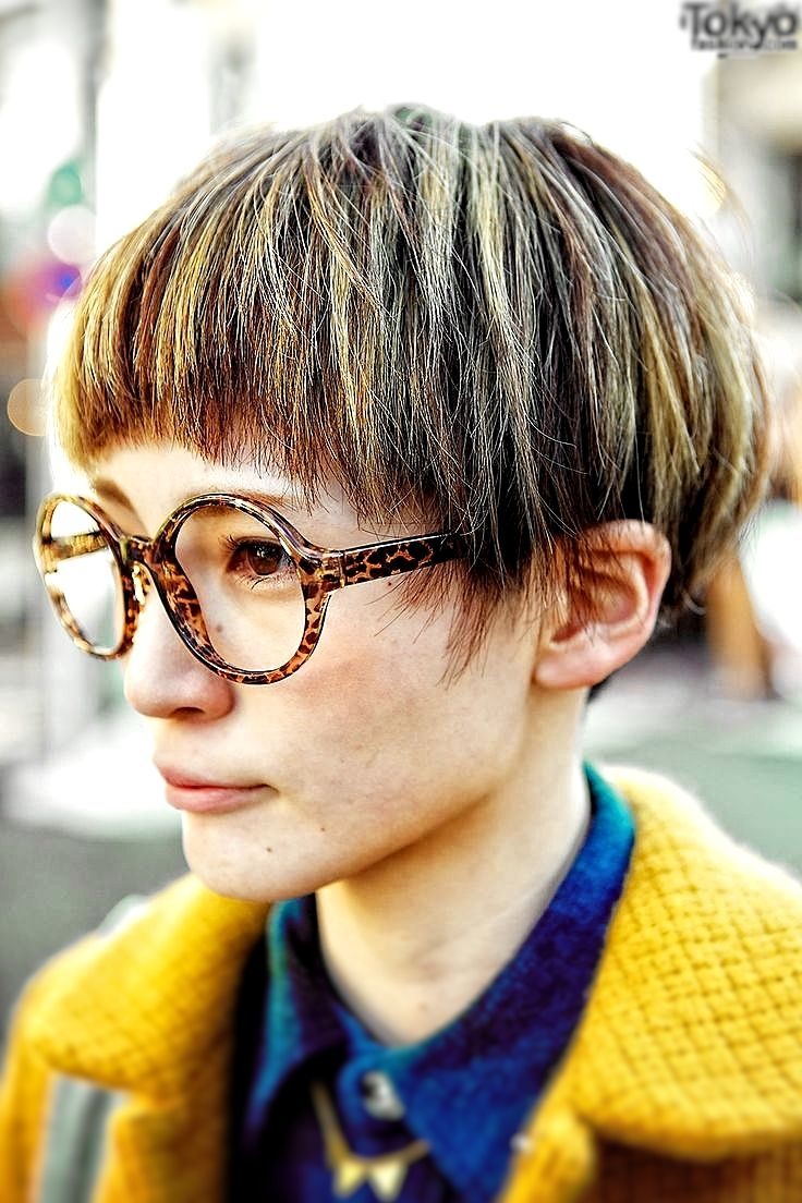 Best-Picture-Collections-of-Short-Hair-with-Glasses-Pinterest