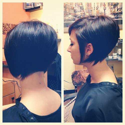 Black-hair-short-bob-hair