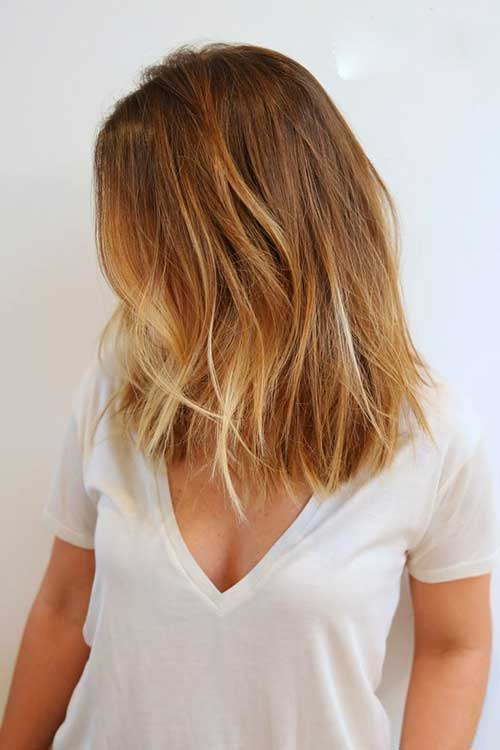 Blonde-Ombre-with-Balyage-for-Short-Hair Blonde-Ombre-with-Balyage-for-Short-Hair