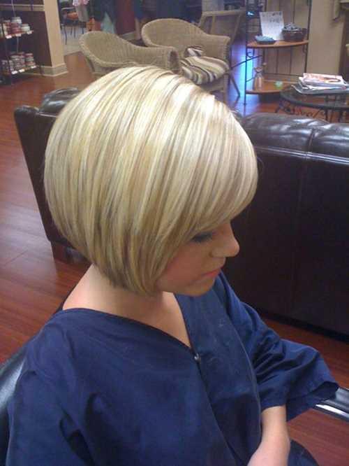 Blonde-Stacked-Bob-Haircut-with-Bangs