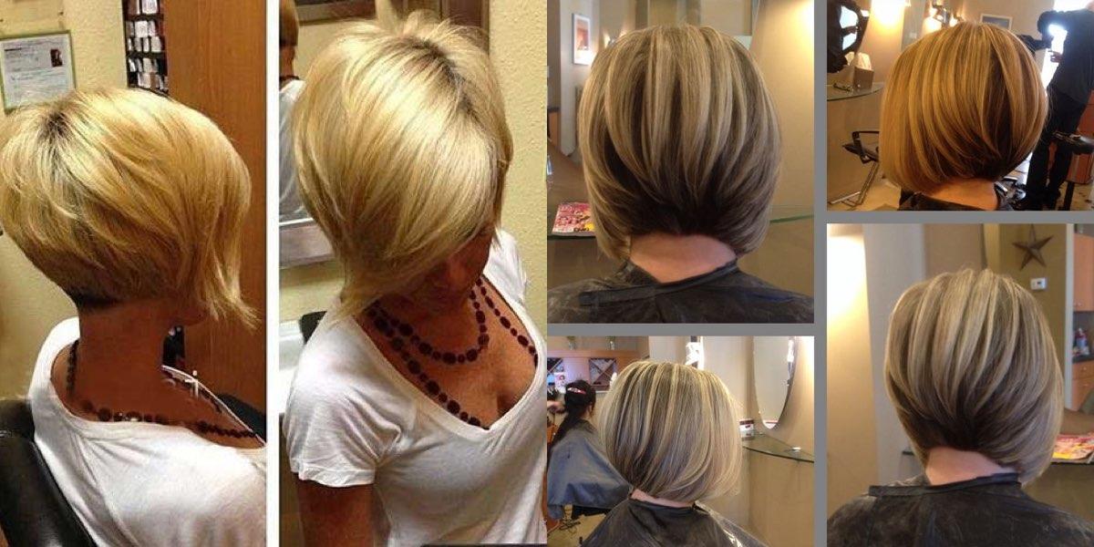Tutorial taglio capelli corti dietro lunghi davanti