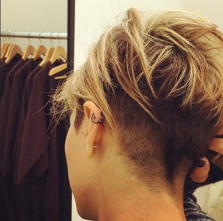 Chic-Short-Haircuts-Back-View-Short-Hairstyles-Undercut
