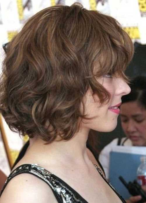 capelli corti mossi Cute-Hairstyles-for-Short-Wavy-Hair