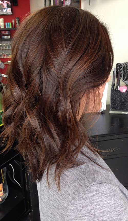 Dark-Brown-Long-Wavy-Bob-1