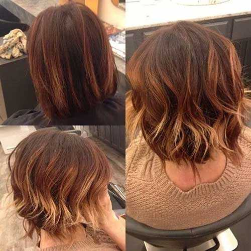 Dark-Red-Blonde-Ombre