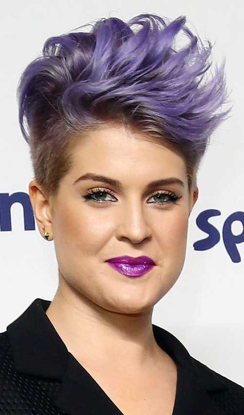 Funky-Short-Purple-Hair