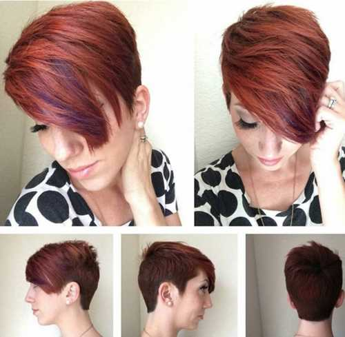 Gorgeous-Short-Pixie-Hairstyle-for-Thick-Hair-Haircuts-2016