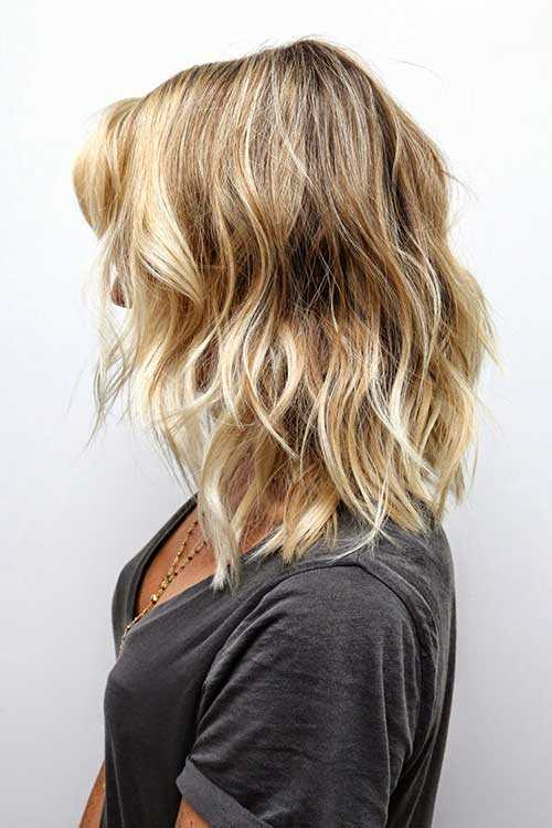 Highlighted-Blonde-Ombre-Short-Hair