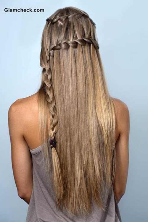 How-To-Make-Double-Waterfall-Braid-Hairstyle