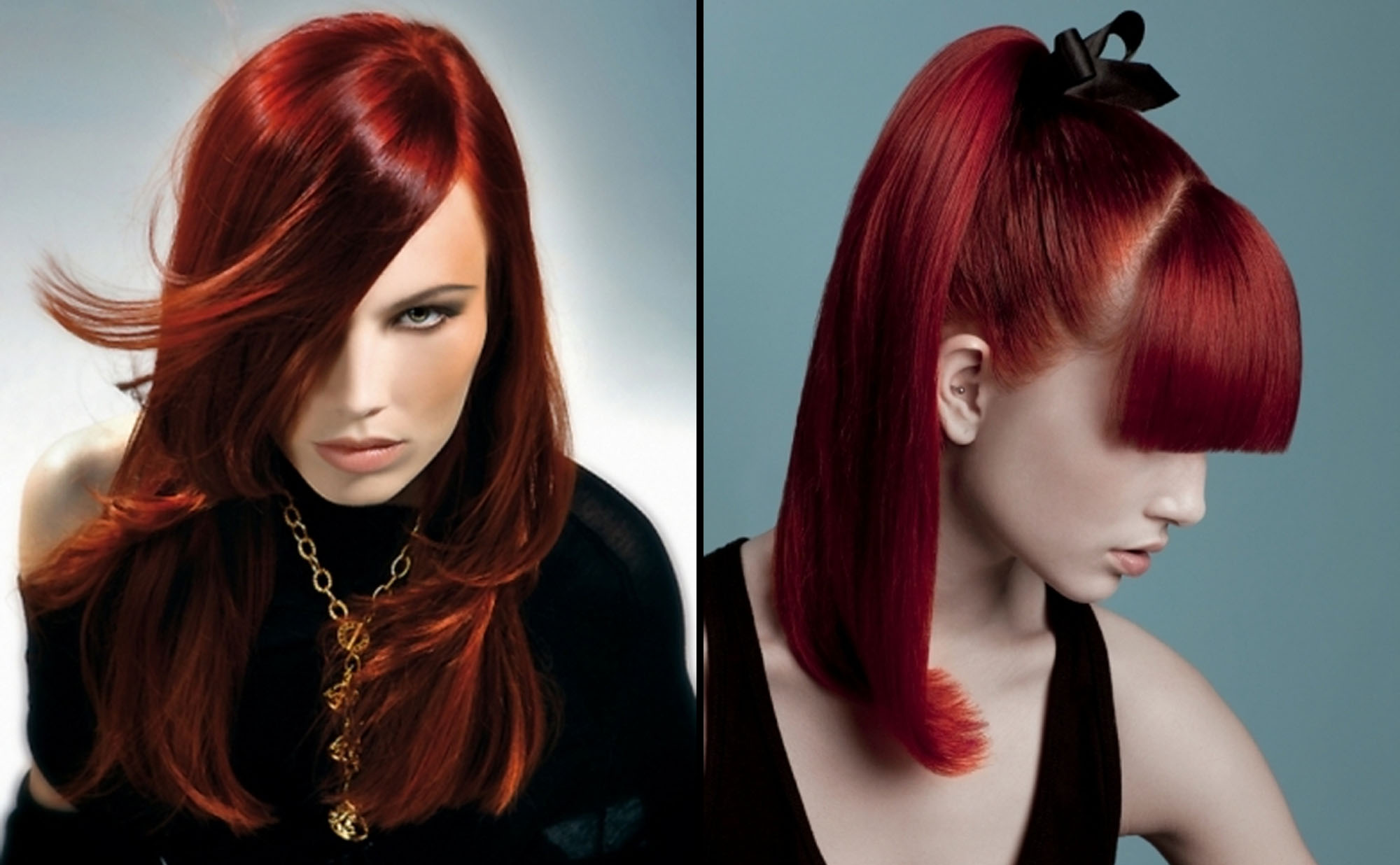 Latest-Hairstyles-of-Red-Hair-Color-as-Nice-Hair-for-Women