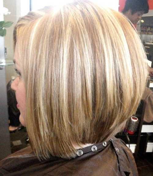 Layered-A-line-Bob-Haircut-for-Women