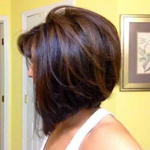 Layered-A-line-Bob-Hairstyles