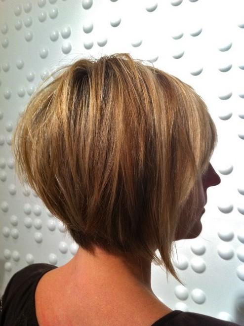 Layered-Inverted-Bob-Haircut