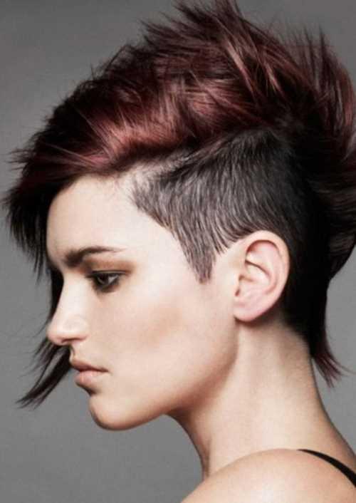 Medium-Short-Punk-Hairstyles-For-Women-e1445343192105