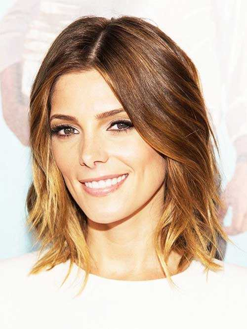 Ombre-Short-Wavy-Thin-Hair