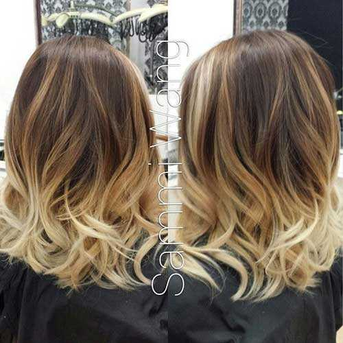 Ombre-on-Short-Hair