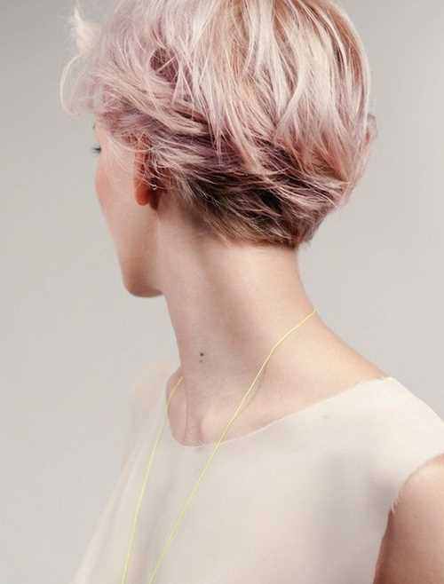 Pink-Short-Hairstyle-20141