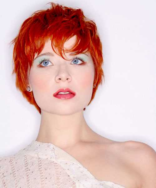 Pixie-red-hair Pixie-red-hair