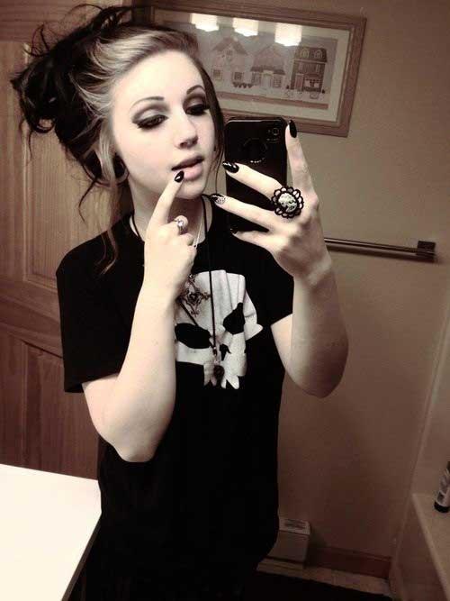 Punk-Hairstyle-Long-Hair