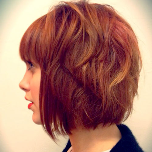 Red-bob-hairstyles Red-bob-hairstyles