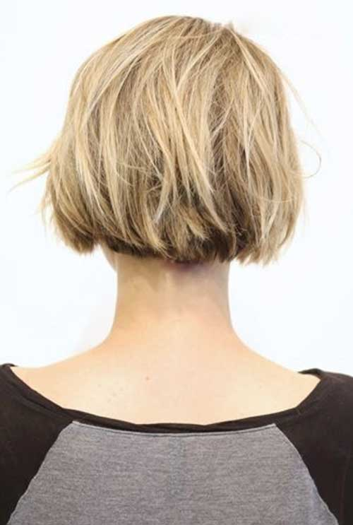 hair back view styles 30 bob corti visti da dietro 8458