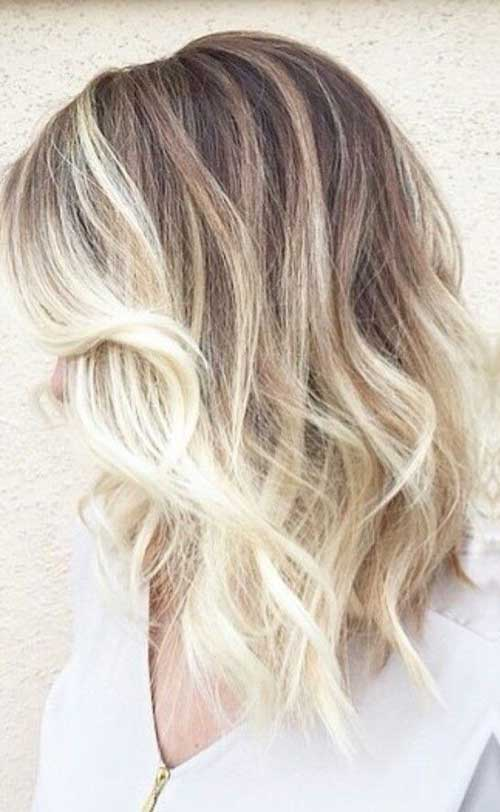 Short-Blonde-Ombre-Hair Short-Blonde-Ombre-Hair