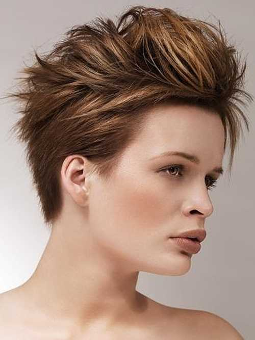 9 Latest Short Funky Hairstyles for Women 2018   Styles At ...