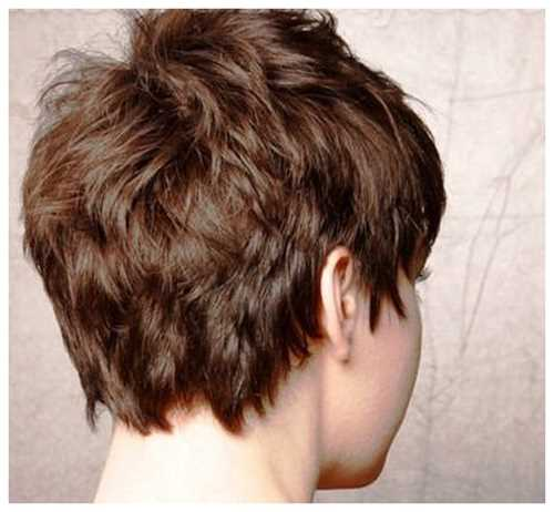 Short-Hairstyles-For-Fine-Hair-Back-View