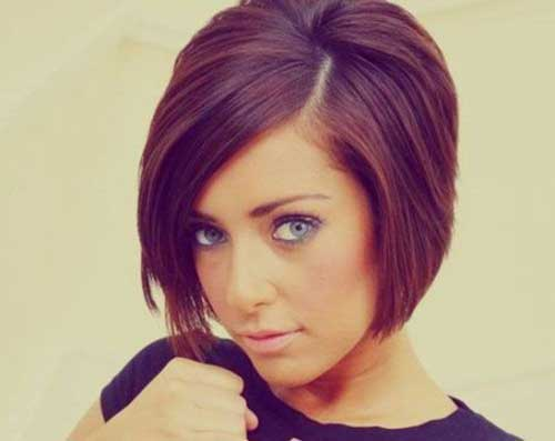 Short-Layered-Straight-Bob-for-Girls
