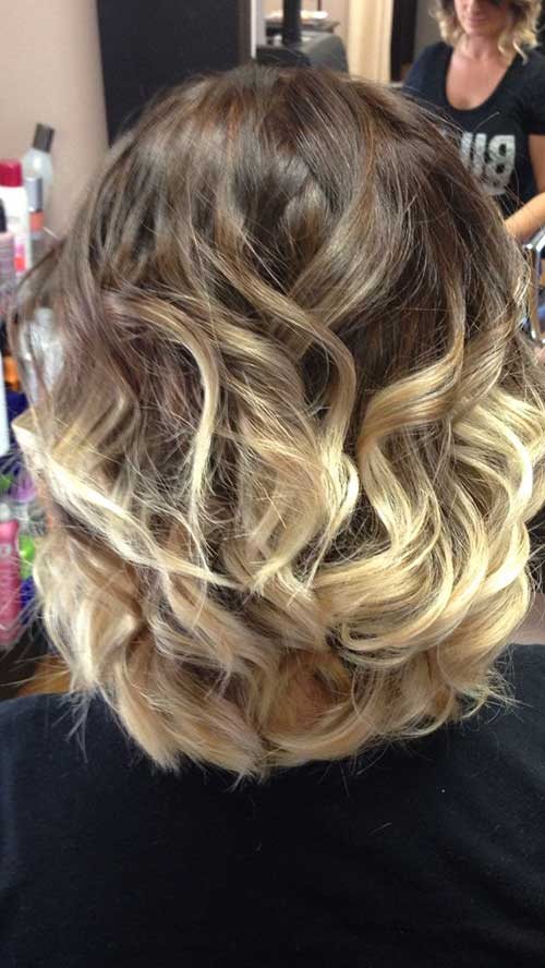 Short-Ombre-Hair-Cuts-Back Short-Ombre-Hair-Cuts-Back