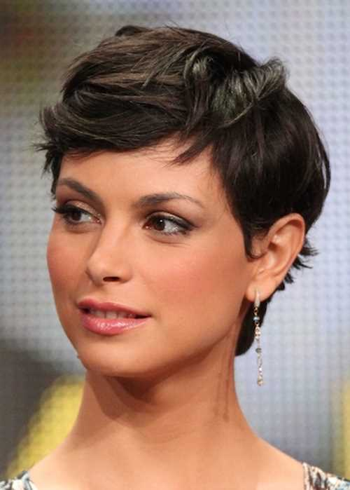 speaks during the 'Homeland' panel during the Showtime portion of the 2011 Summer TCA Tour held at the Beverly Hilton Hotel on August 4, 2011 in Beverly Hills, California. Short-Pixie-Hairstyle-1