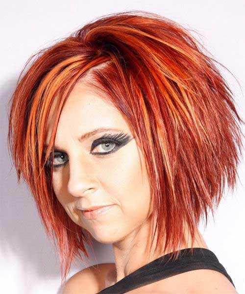 Short-Red-and-Blonde-Hair Short-Red-and-Blonde-Hair
