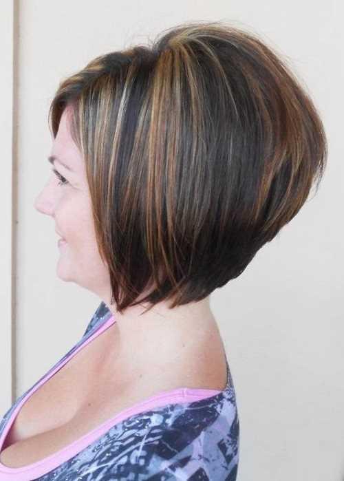 Side-View-of-A-line-Bob-Haircut