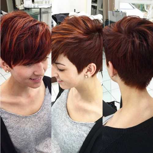 Stylish-Hairstyle-Color-for-Short-Hair-Pixie-Haircut-2016