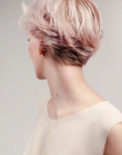 Trendy-Short-Hair-Color-Cute-Hairstyles Trendy-Short-Hair-Color-Cute-Hairstyles