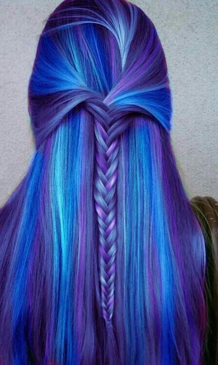 blue-purple-hair-color