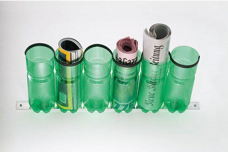 bottiglie-riciclo-portariviste
