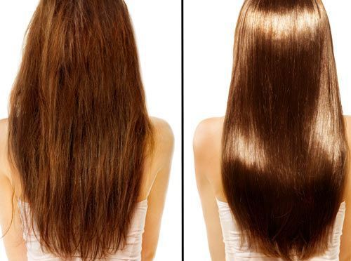 Che capelli la vitamina E di olio aiuta