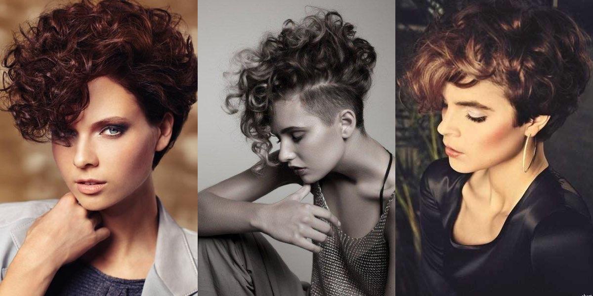Favoloso Tagli corti per capelli ricci: una gallery da cui prendere spunto OV55